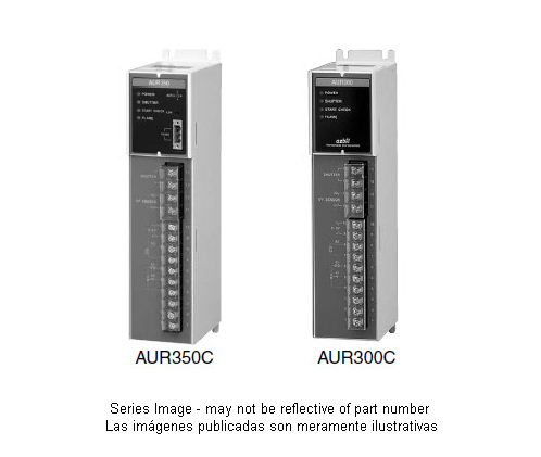 Advance Ultraviolet Burner Controller AUR300C, AUR350C