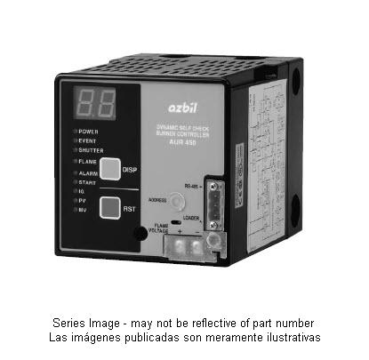 Dynamic Self-Checking Burner Controller AUR450C