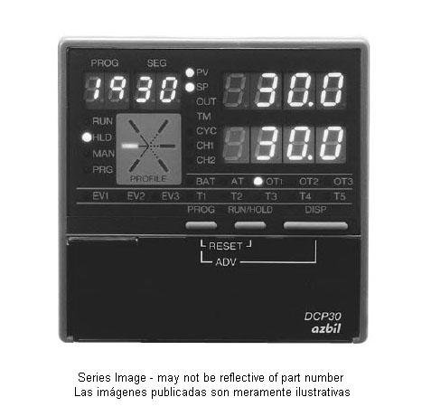 Heat Treating Controllers DCP31