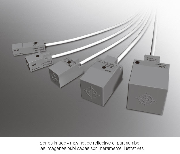 DC 2-Wire Square Proximity Switches