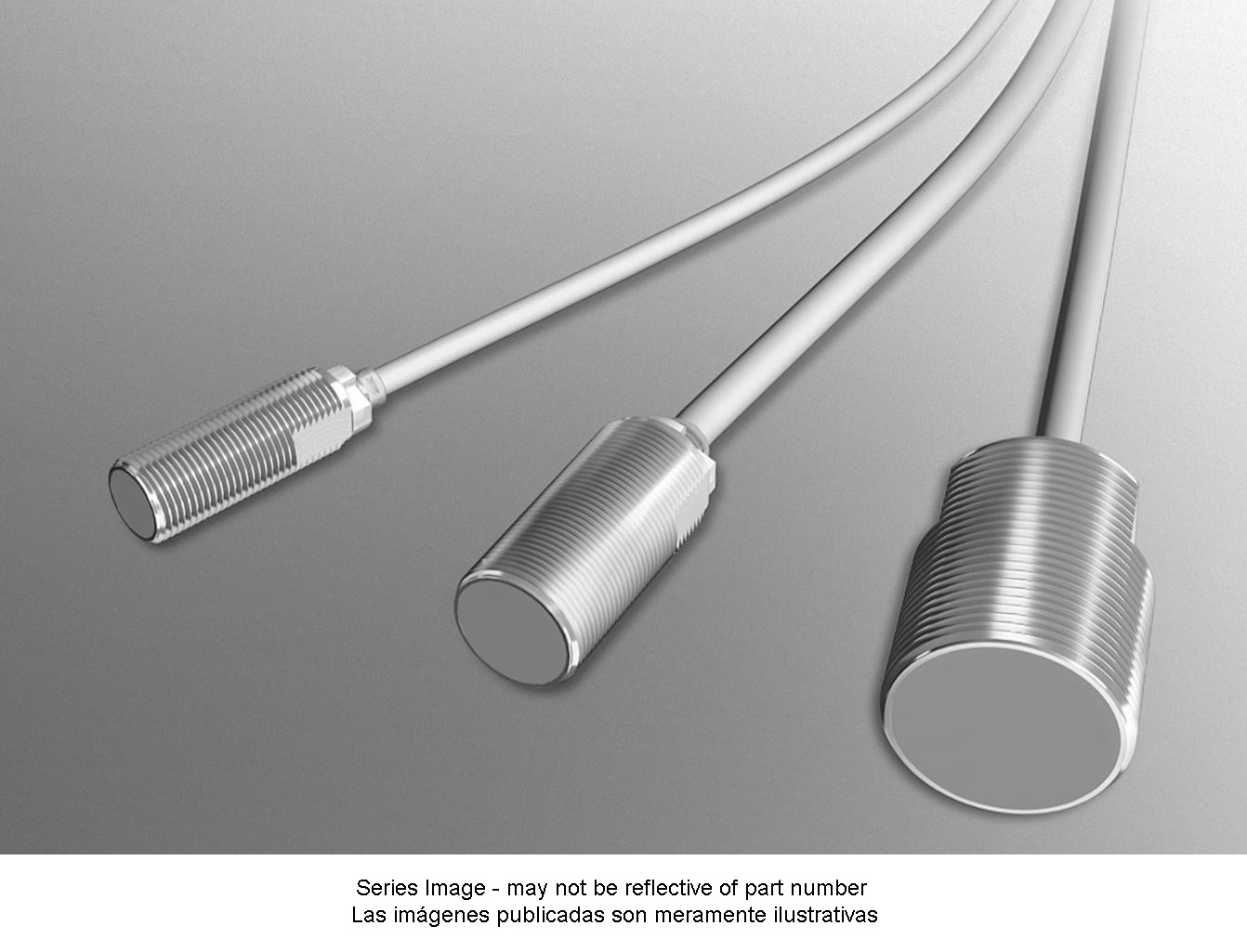 DC 2-Wire Aluminum-Chip Resistant Cylindrical Proximity Switches