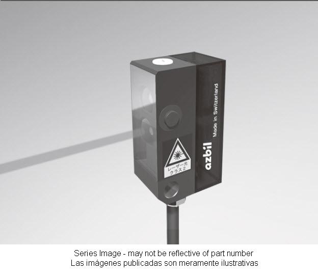 Convergent Laser Measurement Sensor