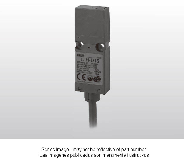 Compact Plastic Safety Interlock Switches