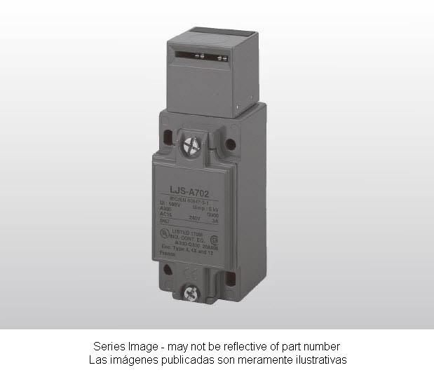 Die-Cast Safety Interlock Switch