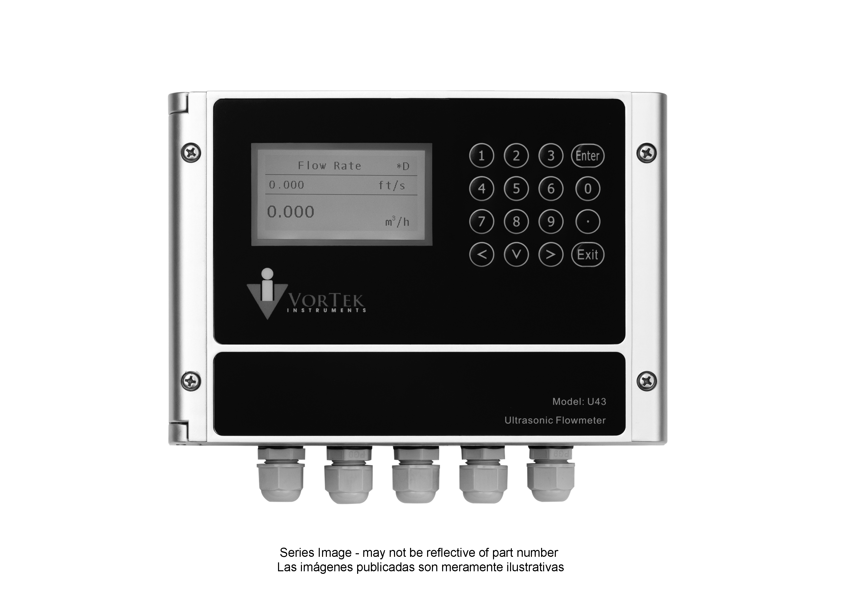 Ultrasonic Flow Meter SonoPro® Water